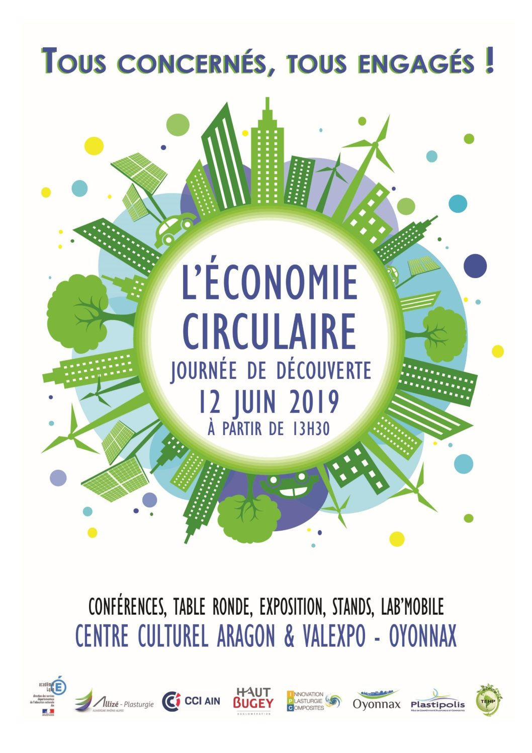 économie circulaire journée découverte juin 2019